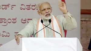 Karnataka Election: PM Modi recalls Dr Raja Ramanna at public rally