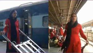 Jaipur Railway station gets its first ever female coolie
