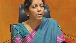 Nirmala Sitharaman says This is Congress party's Nawaz Sharif moment
