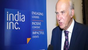 Sir Vince Cable on Britain and India's reciprocal relationship