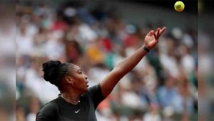 French Open 2018 : Serena Williams defeats Australia's Ashleigh Barty in second round