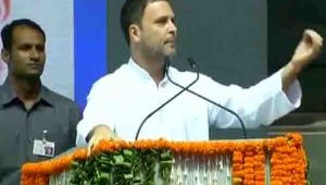 Rahul Gandhi says man who started Coca Cola used to sell lemonade