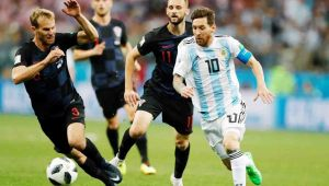 Fifa 2018 World Cup : Argentina lose to Croatia in the crucial Group D match