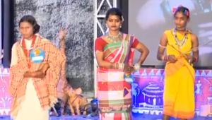 India host first ever tribal queen contest in Bhuvneshwar