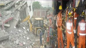 Greater Noida Six Storey Building Collapses, 2 Male Bodies Recovered