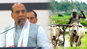 Rajnath Singh assures Modi Government works to empower Farmers