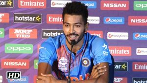 Hardik Pandya talks about India's Victory in India vs England's 3rd T20; Watch Video