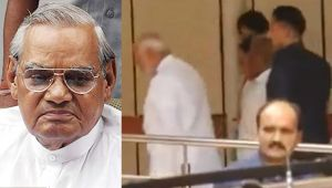PM Modi Visits AIIMS to meet Atal Bihari Vajpayee
