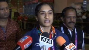 Asian Games 2018: Vinesh Phogat Eyes gold in Tokyo Olympic after Asiad Success