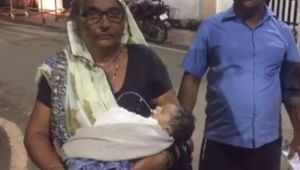 Lucknow Trauma Centre denies admission of 2 days old girl child