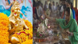 Lord Shiva Devotees throng to temples on 3rd Monday of 'Sawan'