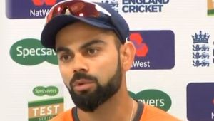 India vs England: It's an honour for me to be captain of national team: Virat Kohli