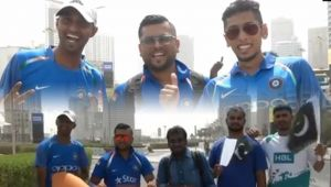 India Vs Pakistan Asia Cup 2018 : India Fans all geared up ahead of Clash