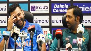 Asia Cup: Rohit Sharma is Looking Forward To Pakistan Clash
