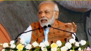 PM Modi reveals,'People taking more airlines than AC Trains'