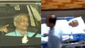 Manohar Parrikar returns to Goa From AIIMS, Delhi