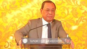 CJI Ranjan Gogoi said I am what I am and I cannot change myself