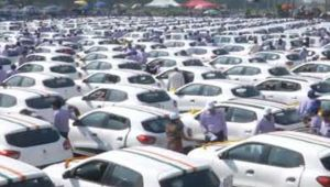 Surat diamond trader gifts cars to 600 employees for Diwali