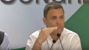 Rafael Deal : Rahul Gandhi demands PM Modi's resignation