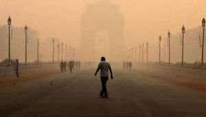 Delhi Air Quality Remains On The Brink Of Turning Severe