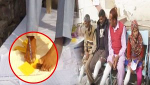 Army provides Artificial Limbs to Specially Abled People in Poonch