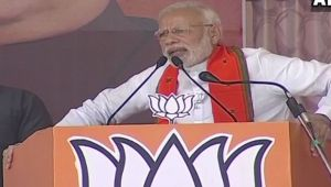PM Modi Rally in Chhattisgarh: Opposition doesn't know how to fight BJP says PM Modi