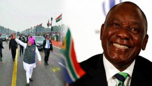 Republic Day : South African President Cyril Ramaphosa to be Chief Guest of India