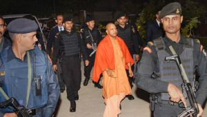 CM Yogi directs trauma centre officials to take action for woman pleading for help