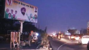 Ludhiana's streets filled with posters against Navjot Sidhu's 'captain' remark