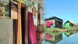 An alternative source of income for residents of Loktak in Manipur is Homestays