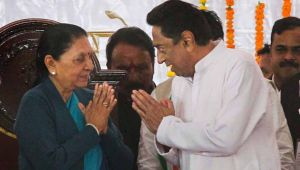 Kamal Nath takes oath as Chief Minister of Madhya Pradesh