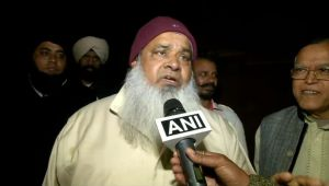 AIUDF chief Badruddin Ajmal apologises for threatening journalist