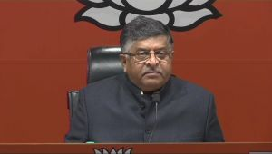 Rafale Deal: SC's judgment exposed lies of Rahul Gandhi, says Ravi Shankar Prasad
