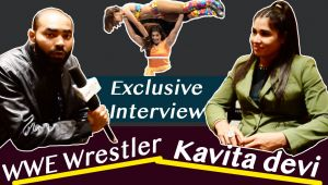 WWE Wrestler Kavita Devi talks about her journey, future goals: Exclusive Interview