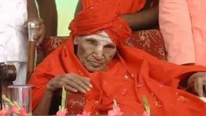 Sidhaganga Mutt Chief Shivakumaraswamy Passes Away at the age of 111 years