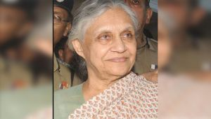 Lok Sabha Election 2019 : Sheila Dikshit appointed as Delhi Congress President