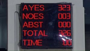Lok Sabha passes bill providing 10% quota for economically weak in general category