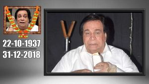 Kader Khan passes away at the age of 81, Funeral held in Canada