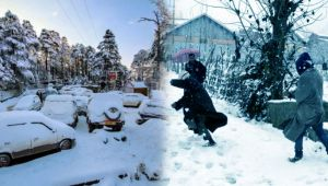 Fresh snowfall in Kashmir despite weather improvement in Valley