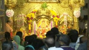 Special aarti performed at Siddhivinayak Temple on New Year
