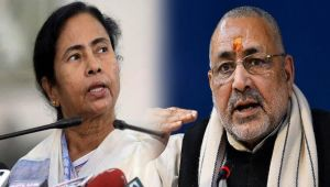 Mamata treading on path of North Korean dictator Kim Jong-un: Giriraj Singh