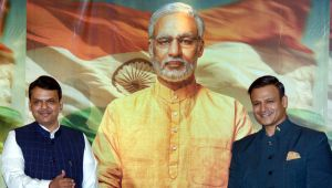 Here is the first look of PM Modi's biopic starring Vivek Oberoi