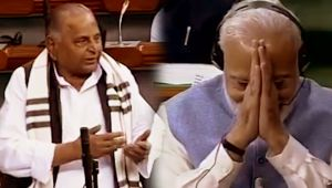 Mulayam Singh Yadav wants PM Modi to elect again as Prime Minister