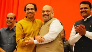 Lok Sabha Elections 2019: Shiv Sena & BJP announce Tie-Up for polls