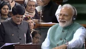 Budget 2019: Piyush Goyal all praise for 'Uri' in Parliament
