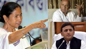 CBI vs Kolkata Police: Opposition parties support Mamata Banerjee