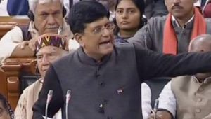 Budget 2019 : Piyush Goyal States, UPA Govt. made only promises, We Implemented