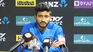 India Vs NZ : Khaleel Ahmed says, Will play 3rd Match with mindset to win series