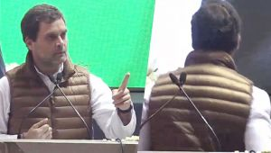 Rahul Gandhi challenges Narendra Modi for a 10-Minute Debate