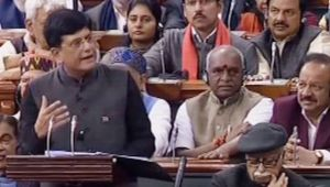 Budget 2019 : Piyush Goyal ensures implementation of 4R Approach Clean banking